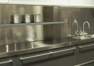 Stainless Countertops