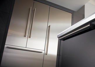 Malvern, AR Stainless Steel Kitchen Cabinets