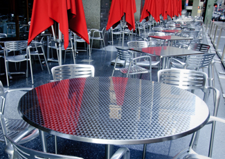 Stainless Steel Tables - Malvern, AR