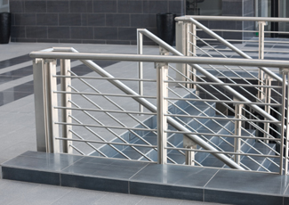 Stainless Steel Handrails - Little Rock, AR Commercial Kitchen Installation