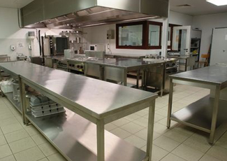nsf commercial kitchen